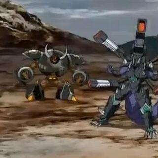 Rex Vulcan with Infinity Helios