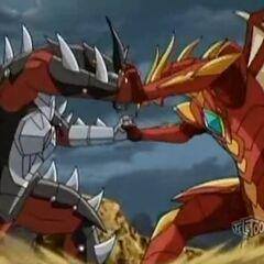 Helios MK2 vs. Helix Dragonoid