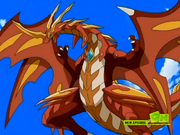 Neo Dragonoid (stand)