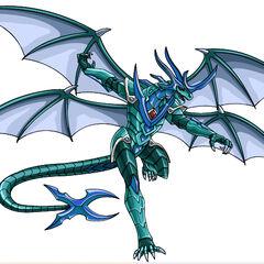 Aquos Lumino Dragonoid 850G