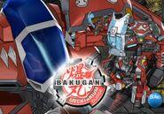 Dragonoid destroyer is