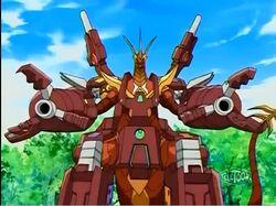Maxus Cross Dragonoid
