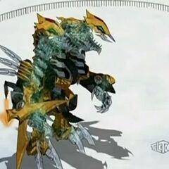 Subterra Razen Titan's shield