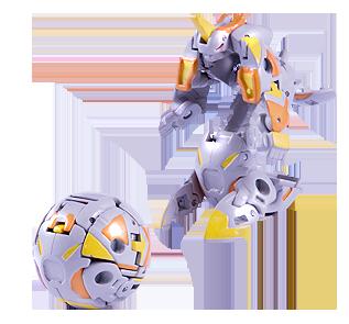 20359 AIR Sega Toys Bakugan CS-011 COMBAT SET CONTESTIR SPARTA BLASTER