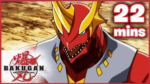 Bakugan Battle Brawlers Chaos Control Ep. 152
