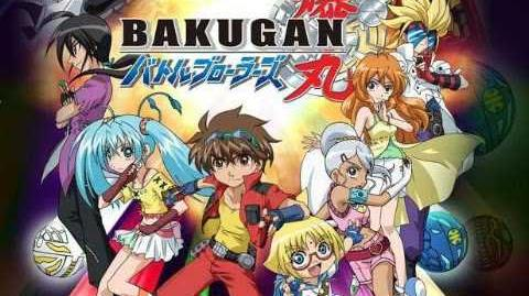 Bakugan Battle Brawlers Opening - Number one BATTLE BRAWLERS