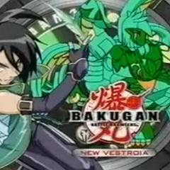 Shun and Ingram in the intermission screen