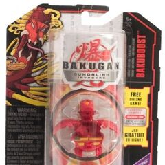 Bakuboost pack with a Pyrus Snapzoid