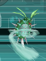Buz hornix attack3