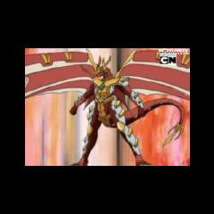 Drago ready to use ability <b>Blitz Wave</b>