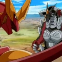 Helios and Drago