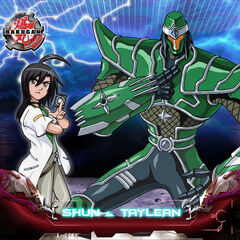 Shun and Taylean