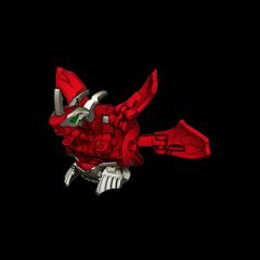 Pyrus Mercury Dragonoid