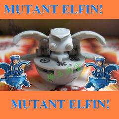 Prototype Mutant Elfin (head is down)