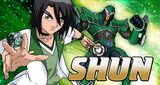 Bakugan shun card 490x260