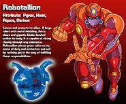 BK PR Robotallion
