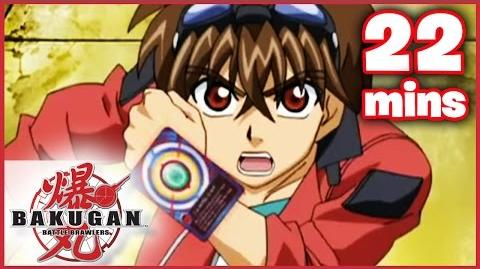 Bakugan Battle Brawlers Mechtogan Mayhem Ep