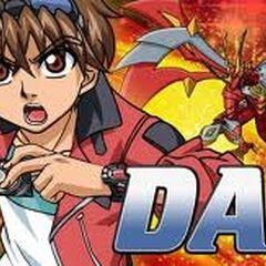 Artwork of Dan and Drago