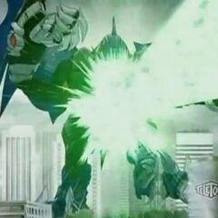 Razen Titan getting hit by <a href=
