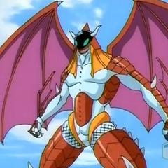Diablo in Bakugan form