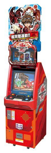 Bakugan arcade battlers