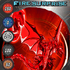 Fire Surprise (I made this for a friend.)