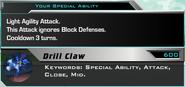 DrillClawEffect