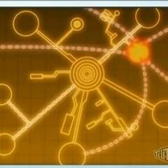 Map of Bakugan Interspace