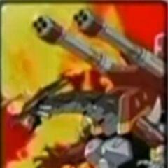 Helios MK2 and Twin Destructor scanned by Bakugan Gauntlet