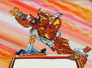 Z-Lumino Drago and Raytheus