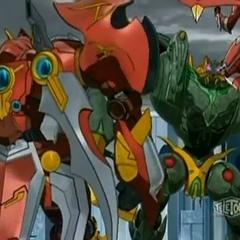 Zenthon&Drago vs Braxion