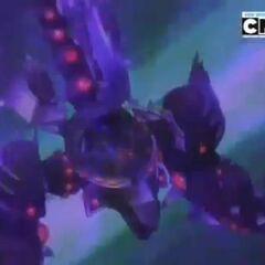 Dharak Colossus using <b>Westwall Shield</b>