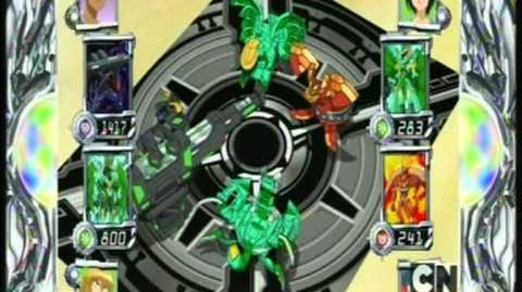 Bakugan Invasion der Gundalianer Folge 11 part 2