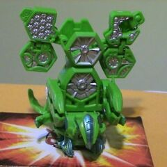 Rubanoid mit Battle Turbine