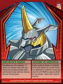 Contestir's Gambit (NA)