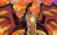 Dark neo dragonoid with neo legend x