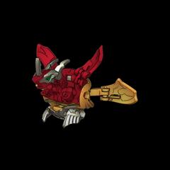 Subterra Mercury Dragonoid