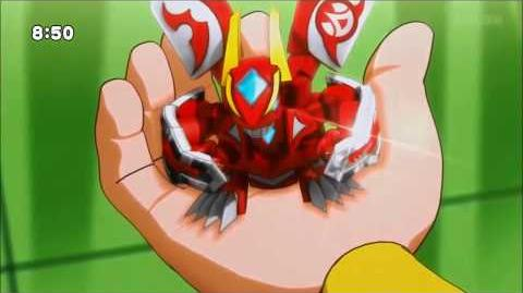 "BakuTech! Bakugan Episode 1 ""Critical K.O."" (English Subbed)"