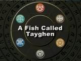Ein Fisch aus einer anderen Welt