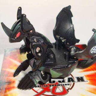 BakuCamo Ventus Helix Dragonoid