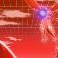 Mercury Dragonoid about to use <b>Revolutional + Warfire </b>