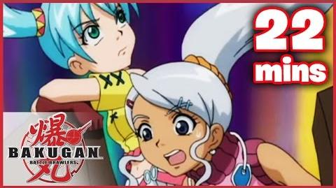 Bakugan Battle Brawlers The Race to Vestroia Ep