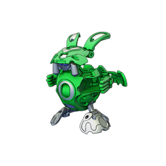 Ventus Infinity Trister in opened ball form