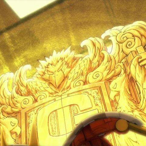 G-Ganorada in Monster Mode