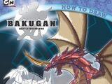 Bakugan: How to Draw