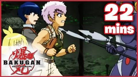 Bakugan Battle Brawlers Gundalia Under Fire Ep. 160