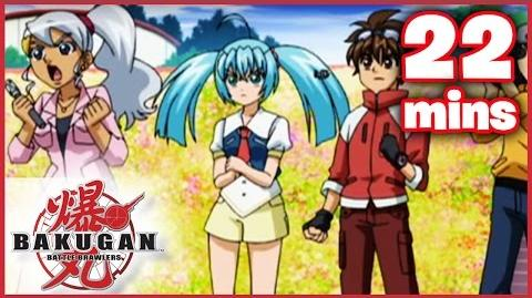 Bakugan Battle Brawlers Battle For Bakugan Land Ep