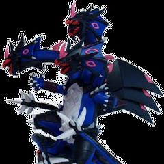 TRU Exclusive Alpha Hydranoid statue