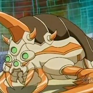 Luxtor in Bakuganform