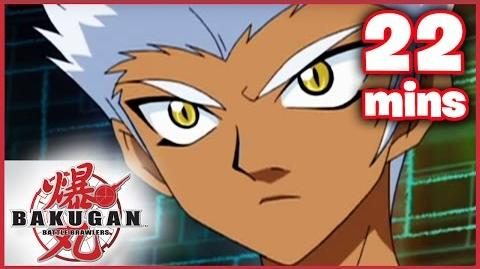 Bakugan Battle Brawlers Confrontation Ep